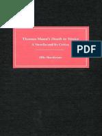 In pdf death venice