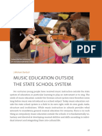 03 Music Education Outside the State School System