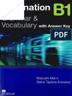 Destination B1 Grammar and Vocabulary with Answer key.pdf