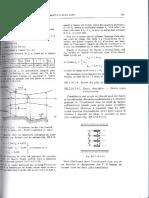 CARLIER - Contraction Piles de Pont - Ecoulement Surface Libre