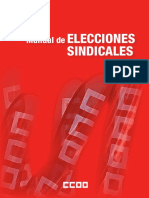 Manual Elecciones Sindicales 2014