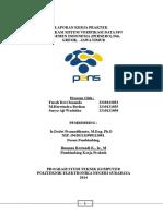 Laporan Kerja Praktek PT.Sinergi Informatika Semen Indonesia