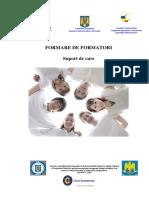 1. Materiale de Formare Formare de Formatori