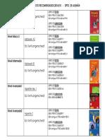Libros de Texto Aleman 2014 15