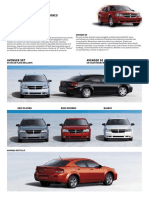 FichaTecnica Dodge Avenger