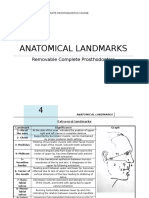 2 Anatomical Landmarks