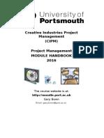CIPM 2016-7 Handbook from Gary Bown