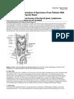 CAP Protocol-2016 Thyroid- Highlighted