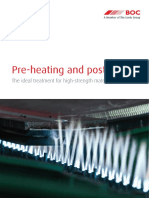 Pre Heating Post Heating Brochure410 80122