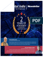 Digital India Newsletter - May 2016 - English