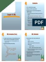XML slide