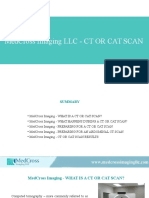 MedCross Imaging - CT OR CAT SCAN