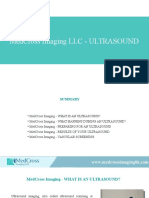 MedCross Imaging - ULTRASOUND
