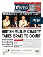 22 September 2016, Jewish News, Issue 969