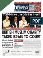 22 September 2016, Jewish News, Issue 969