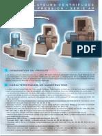 Guide extracteur