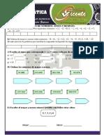 Matematica 1ro y 2do Sv Primaria III