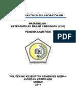 Modul Praktikum KDK