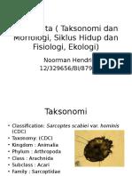 Acarology