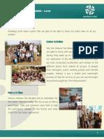 Official Newsletter of Verbum Dei Luzon (No 19)