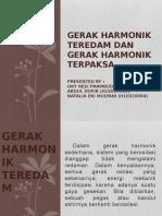 91494097 Gerak Harmonik Teredam Dan Gerak Harmonik Terpaksa h1e010002 h1e010003 h1e010004