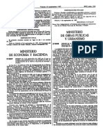 Instrucción 8.3-IC Señalización de Obras