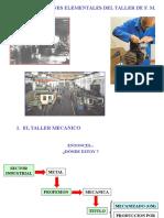 Opereraciones Elementales Taller Mecanico