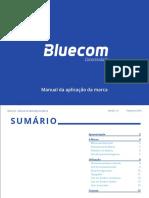 Manual de Identidade Visual - Bluecom Conectividade