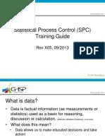 Statistical Process Control (SPC) PPt. I