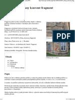 MD20160918 Plasy Konvent Fragment – Wiki Projekty NPÚ