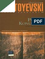 Fyodor Mihailoviç Dostoyevski - Puşkin Konuşması [İletişim-2009]