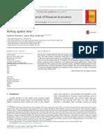 Betting Against Beta (Frazzini + Pedersen, 2014).pdf