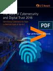 Accenture State Cybersecurity and Digital Trust 2016 Report June