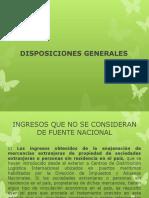1.DISPOSICIONES GENERALES