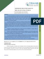 2. IJESR - A Study on Reinforcing