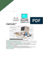Computador + ESTRUCTURA