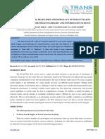 1. IJLSR - Comprehensiveness, Dead Links and Duplicacy of Select Major1