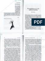 El populismo en la vida política brasileña - Fausto