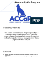 The ACCaP Presentation 2016