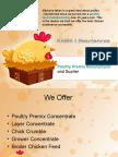 Poultry Premix Manufacturer