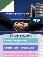 Pasar Tenaga Kerja