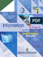 class X IT book