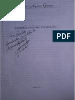 Lecturas Del Teatro Venezolano (Leonardo Azparren)