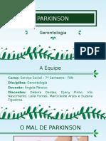 Descobrindo o PARKINSON