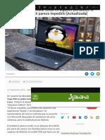 Lenovo No Deja Instalar Linux en Algunos Portátiles_ El Bloqueo de La BIOS Parece Impedirlo [Actualizada]