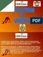 La Competitividad Urbana y Total de Veracruz