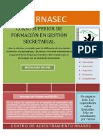 Anexo 1 Programa Curso Rnasec on-line