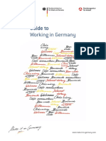 Guide to Working in Germany En