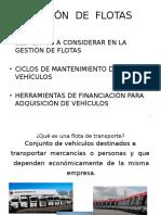 Transporte internacional Gestion de Flotas Julio 2013.ppt