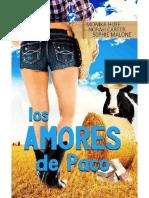 Los Amores de Paco - Monika Hoff y Norah Carter
